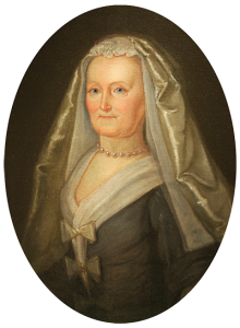 Portrait of Mary Kennon